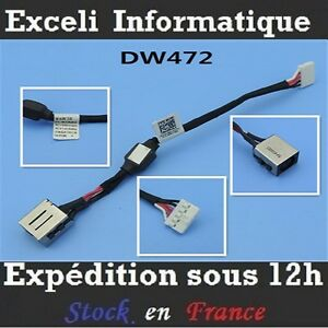 Cables Occus for Dell Latitude E5440 VAW30 Power Interface Power Head 0GCX6J Occus Cable Length: Other