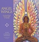 Angel Wings: An Oracle Book of Love, Light & Healing by Toni Carmine Salerno (Hardback, 2015)