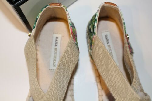 Dana Buchman Addie Floral Size 8.5 NEW Shoes Women/'s $59.99 Flats