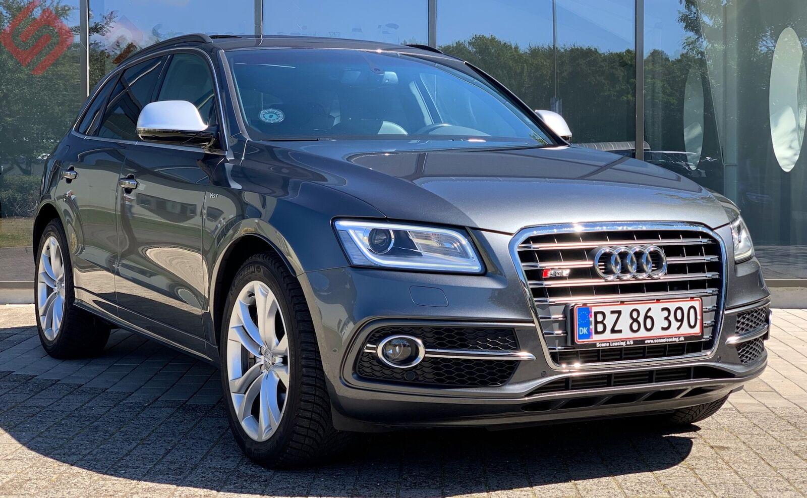 Audi SQ5 3,0 TDi 313 quattro Tiptr. 5d - 2.956 kr.