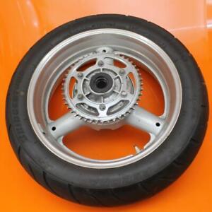 99-07 Suzuki Gsxr1300r Busa Oem Droit Roue Arrière Jante W Bridgestone Pneu