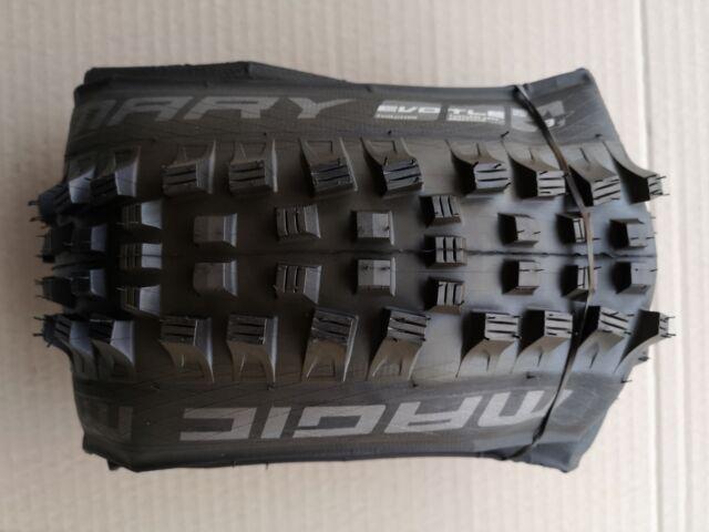 Schwalbe Reifen Magic Mary BikePark HS447 60-559 26 Zoll x 2,35 schwarz Fahrrad