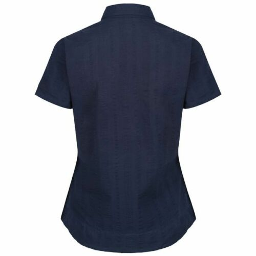 Regatta Jerbra Damen Baumwoll Funktions Bluse Outdoor Wandern Trekking bis Gr 52 Bekleidung Hemden