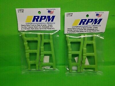 RPM Slash 4X4 Front or Rear Black A Arms RPM80702 ^^