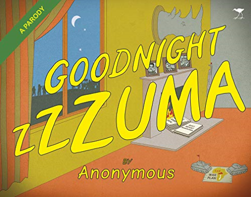 Anonymous-Goodnight Zzzuma (US IMPORT) HBOOK NEW