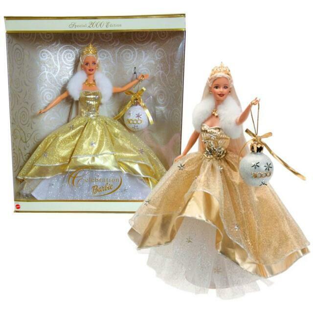 Celebration 2000 Barbie Doll For Sale Online Ebay