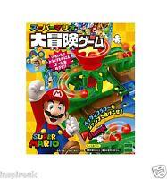 Nintendo Super Mario Bros Toys Play Games Big Adventure Game Package Epoch