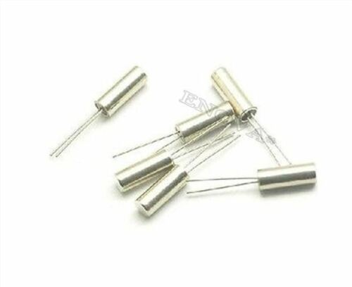Quarz 32768 Passiv Kristall New Ic ug 32,768 Karat 10 Stücke Zylindrisch 3X8MM