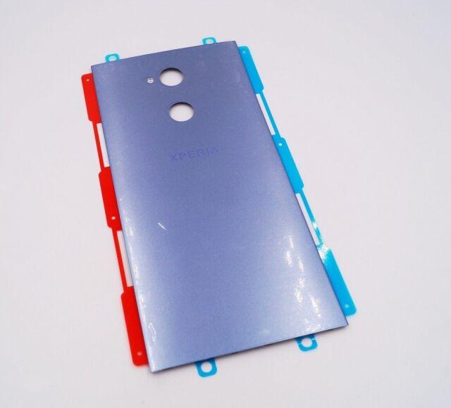 Original Sony xperia XA2 Ultra (H4223) Battery Cover+ NFC Blue