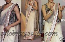 Veeraa Saree Exclusive Beautiful Designer Bollywood Indian Partywear Sari 17