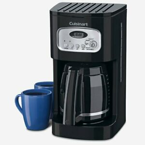 Cuisinart (DCC-1100BKMTIHR) 12-Cup Classic Programmable Coffeemaker- Refurbished