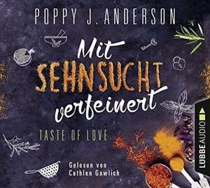 TASTE-OF-LOVE-MIT-SEHNSUCHT-VERFEINERT-ANDERSON-POPPY-J-C-GAWLICH-4-CD-NEW