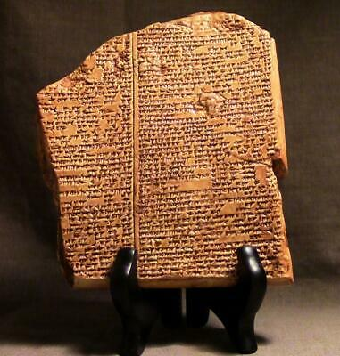 Ancient Epic of Gilgamesh Cuneiform Tablets Now Have New Meaning S-l400