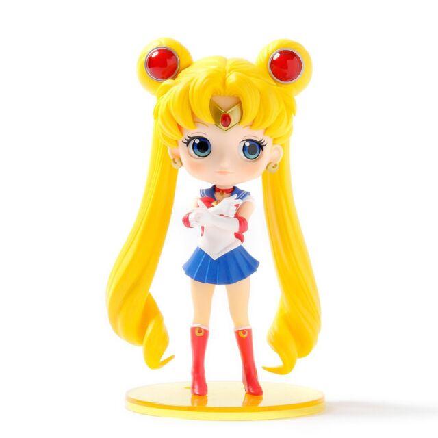 Banpresto Prize Girls Memories Bishoujo Senshi Q Posket Sailor Moon Usagi Figure
