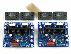 LJM-MX50-100W-SE-Power-amp-board-Stereo-Amplifier-DIY-Assembled-and-Tested