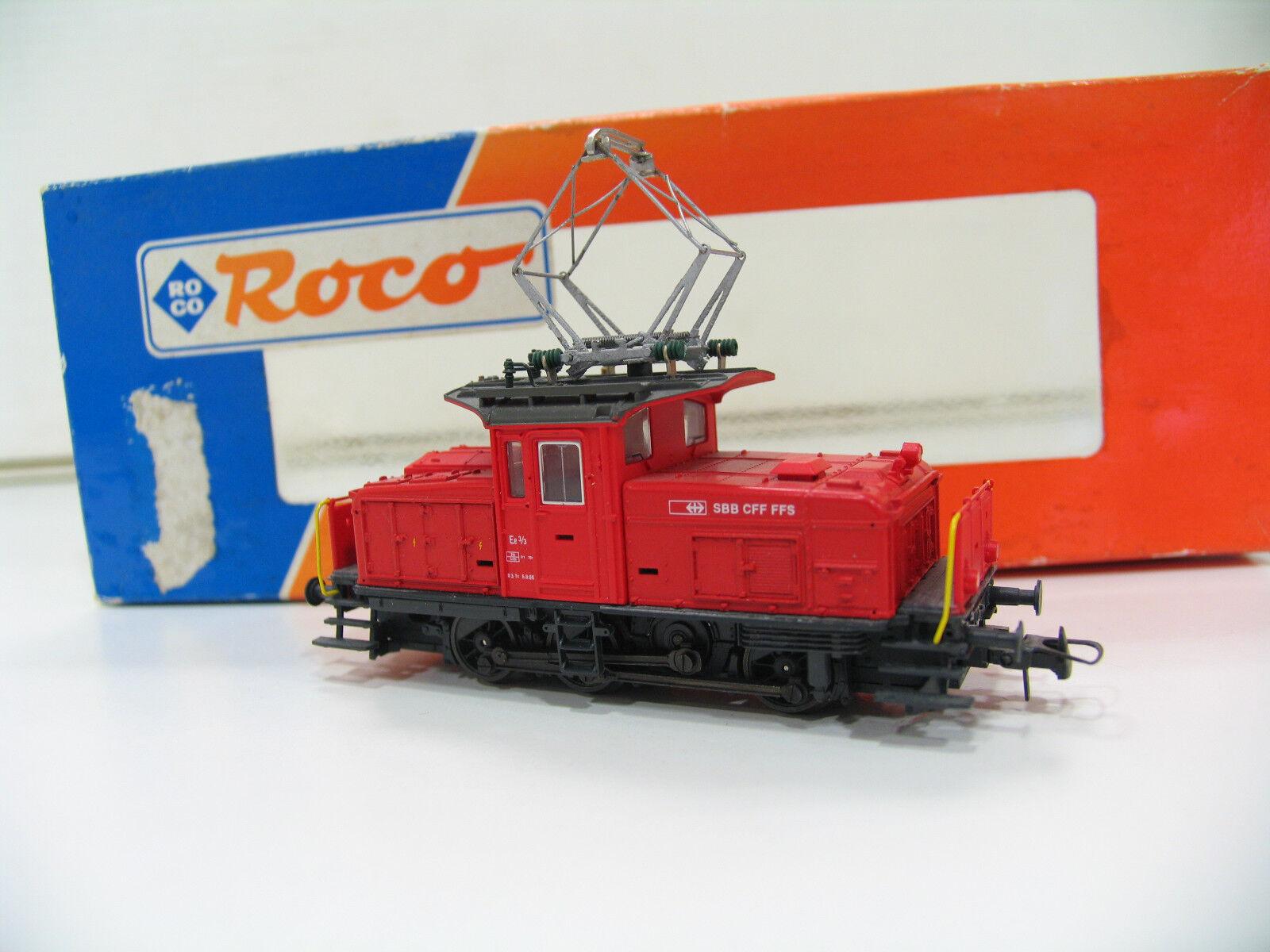 Roco 43528 e-Lok EE 3 3 rojo de los SBB ap876