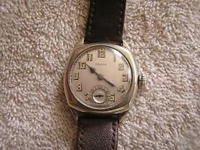 Vintage Gruen Guild  Art Deco 14K Gold Filled Watch