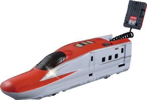 Plarail - BS-02 [Let's play microphone! Big Plarail] Series E6 Shinkansen (Model