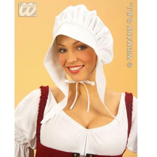 New Bonnet Hat for Middle Ages Medieval Fancy Dress Accessory