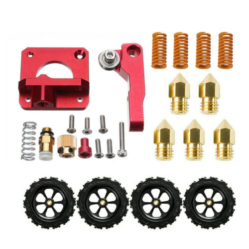 For 3D Printer Extruder Kit Spring For Creality Ender 3 Pro Plastic Accessories