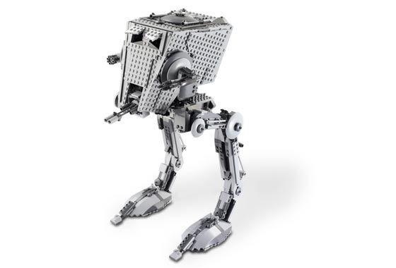 Célébrez Noël, accueillez le Nouvel An et et et re ez à la famille LEGO STAR WARS 10174 AT-ST UCS acdeff