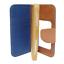 Custodia-UNIVERSALE-per-BRONDI-AMICO-SMARTPHONE-4G-Cover-LIBRO-STAND-portafoglio miniatura 15