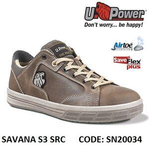 Lavoro Src power Savana Sn20034 S3 Upower Antinfortunistica U Da Scarpa xOEqwxFY