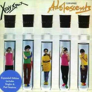 X-Ray Spex - Germ Free Adolescents (NEW CD)