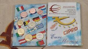 2008 CIPRO 8 monete fdc 3,88 EURO chypre chyprus cyprus zypern Chipre Κύπρος