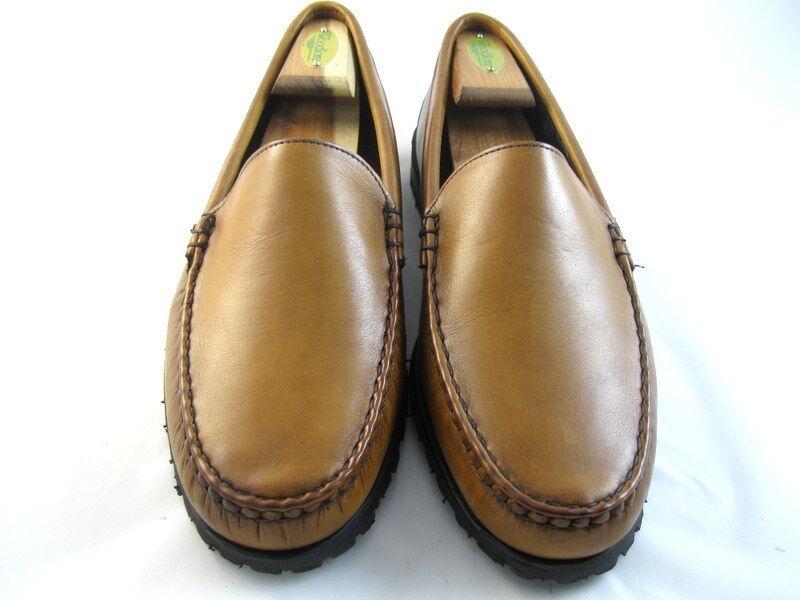 marche online vendita a basso costo Allen Edmonds  SANIBEL 2.0   Loafers 10 10 10 D Walnut   (757)  sconti e altro