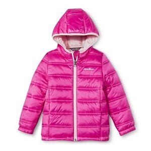 Eddie Bauer Toddler Girls' Quilted Lightweight Puffer Jacket ...