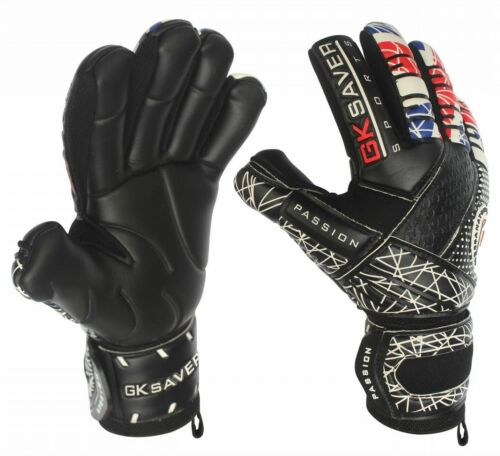 Details about  /Goalkeeper Gloves Football Negative Cut Passion UNITY UK Flag Pro Glove **EASTER