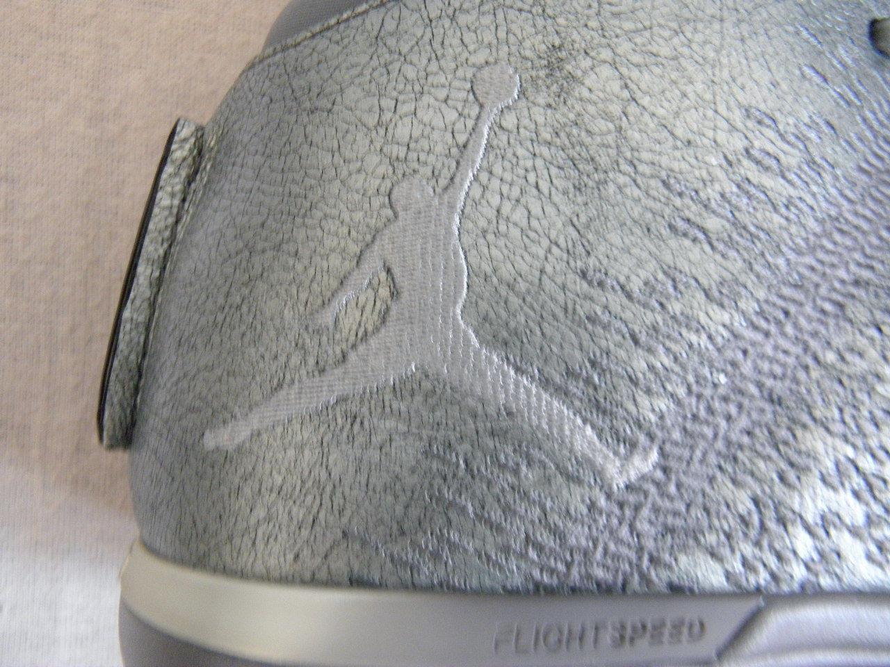 Nike Air Jordan XXX1 XXXI 31 Premium PRM Battle Grey size 11 DS NEW NIB NWB