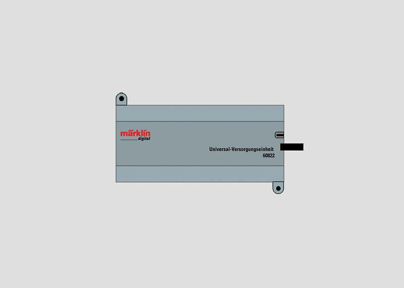 Märklin H0 60822 Universal Power Supply Unit k83 m83 m84 - New + Original