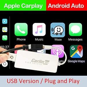 Carplay Usb Dongle For Wince Apple Iphone Android Car Auto
