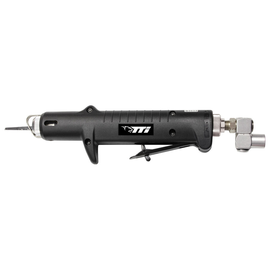 TTI AIR BODY SAW ST66001 Silenced,Cutting Capacity Steel 2.6mm & Aluminium 2.3mm
