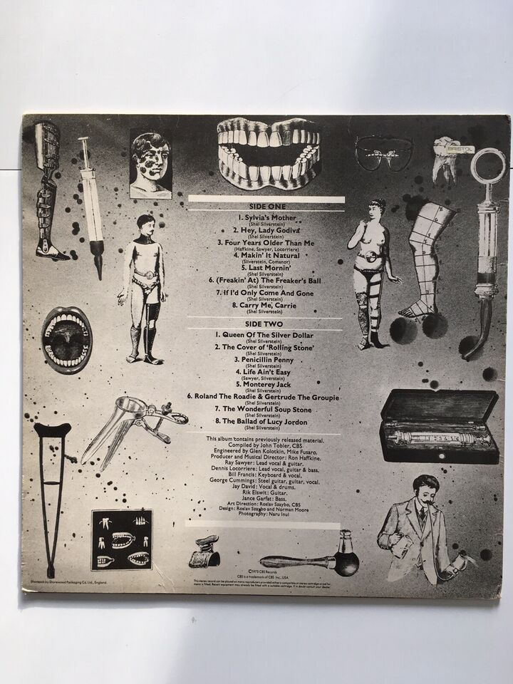 LP, Dr. Hook & The Medicine Show, The Ballad of Lucy Jordon