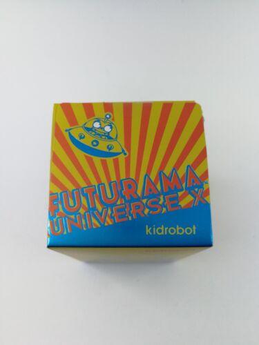 Super King Bender Kidrobot Futurama Universe X Mini Series