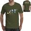 Evolution of Shooting Hunting Personalised T-shirt Man Funny Hunter Shooter Gift