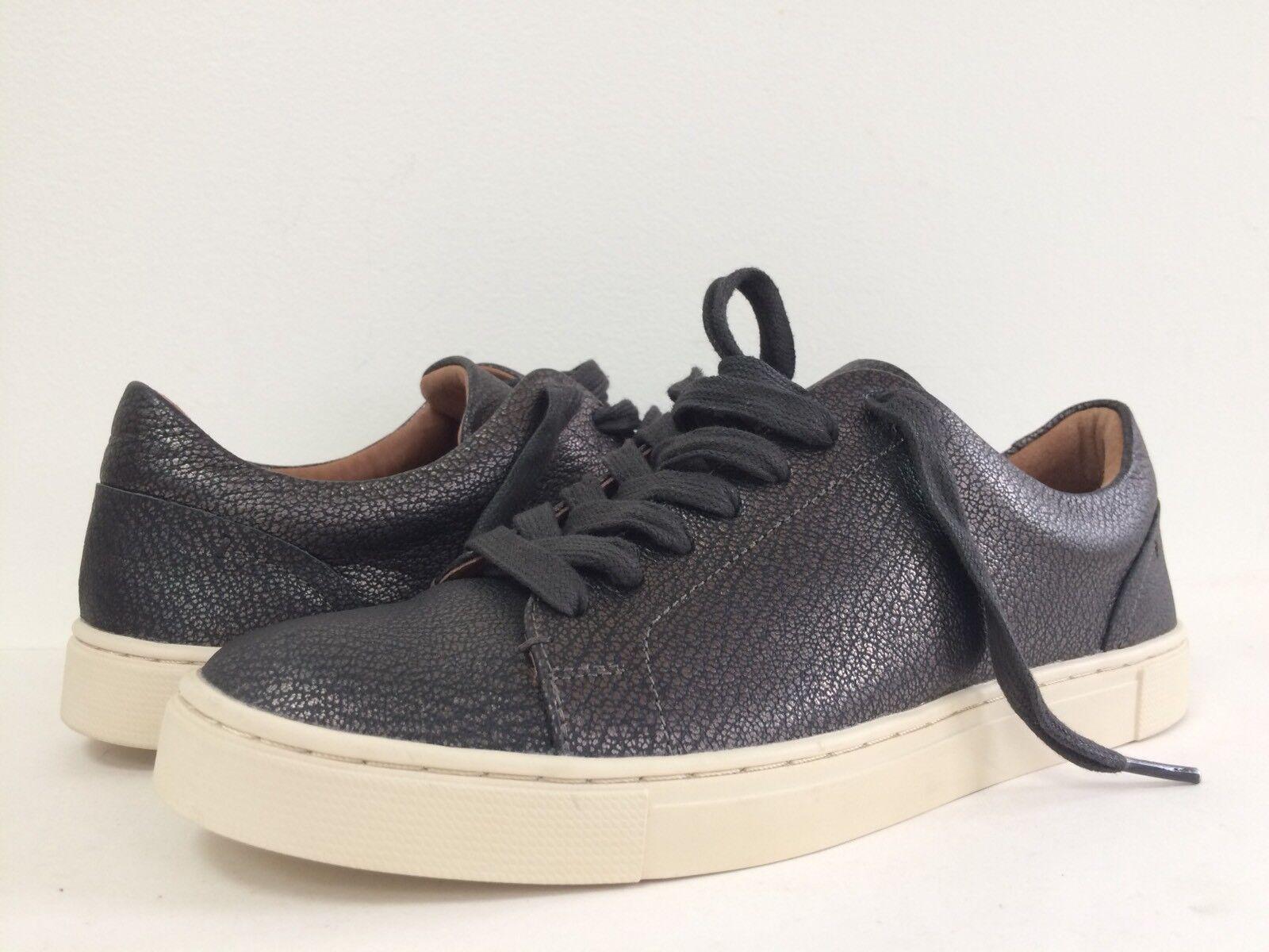 Zapatos de Cuero nuevo nuevo nuevo Frye nos para Mujer 5.5M 7M 10M Baja Zapatillas De Moda Encaje de hiedra de estaño  las mejores marcas venden barato