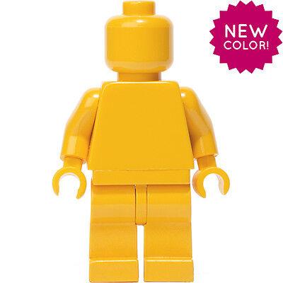 Lego minifigur Monochrome minifig//Minifigure Bright Light Blue Super Rare NEW
