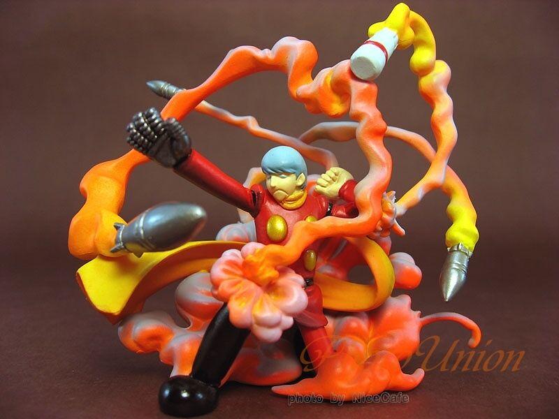 Cyborg 009 Soldier Vignette Albert Heinrich Figure 004 Originali Kaiyodo