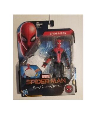 2019 Hasbro Marvel Spider-Man Marvel Far From Home Figure NEW VHTF Imperfection