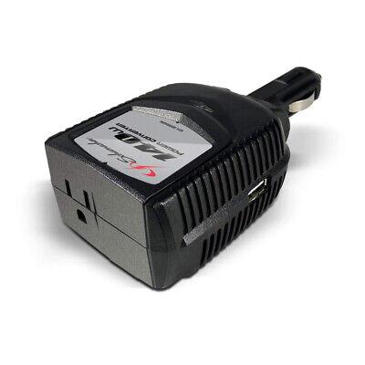 12 Volt Converter >> Schumacher Power Converter 12 Volt Dc To 110 Volt Ac 140w Car Auto Inverter New Ebay
