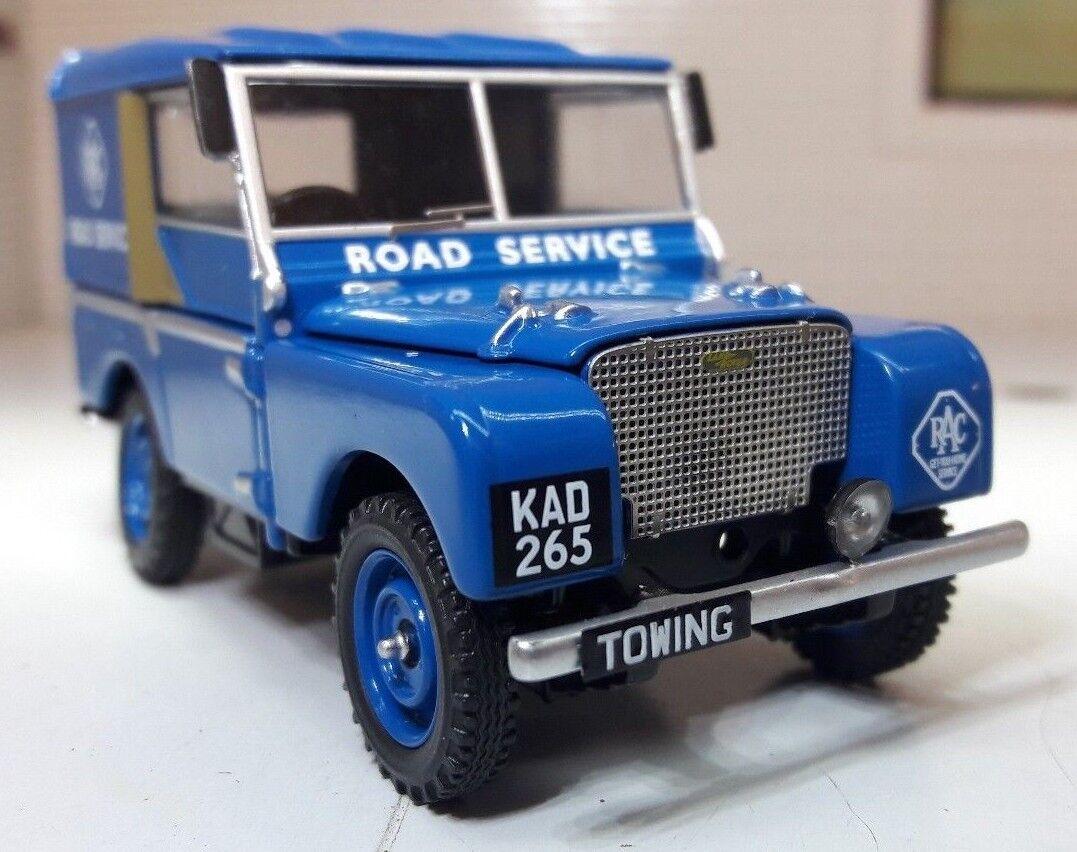 1 _ Inch    SC   43cm scale1950cm << Land Rover Serie 2.5cm 203cm RAC Patrol