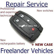 Land Rover Range Sport 5 button remote key fob Repair refurbishment service