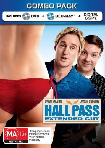1 of 1 - Hall Pass - Blu Ray ss Region B VG Condition