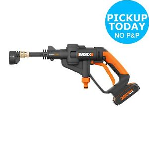 Worx Cordless WG629E 20V Hydroshot Pressure Washer - 22 Bar.