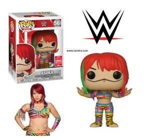 Asuka-WWE-Wrestling-2018-SDCC-Comic-Con-Summer-Exclusive-Funko-Pop-Toy-MINT