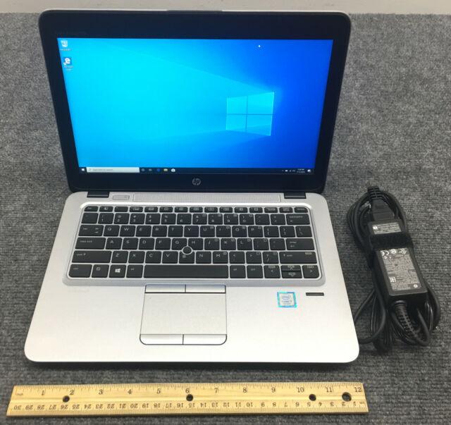 "HP EliteBook 820 G4 12.5"" Laptop Core i7-7500U, 16GB RAM, 128GB SSD w/Adapter"